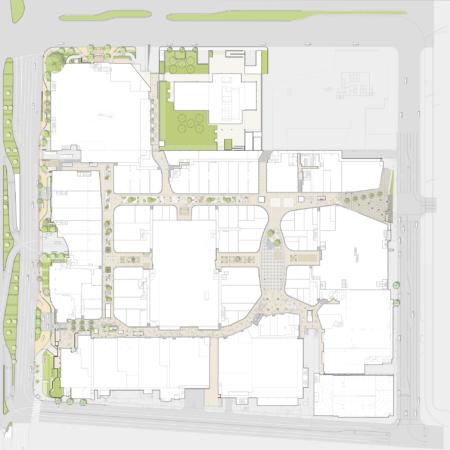 XX-Westfield Century City-Site Plan