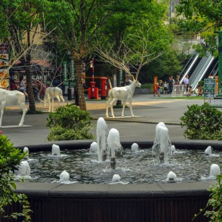 Hongqiao Tiandi Hub DLC (10)