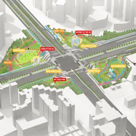Overview_Four Square Park Diagram 1