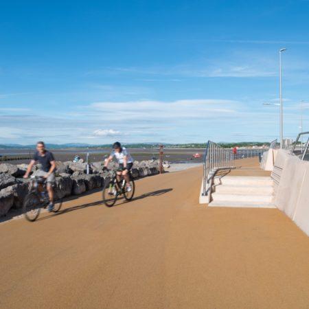 Promenade and access