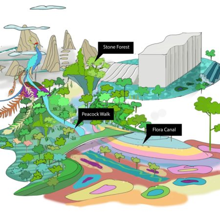 Vanda City Park_09 Diagram