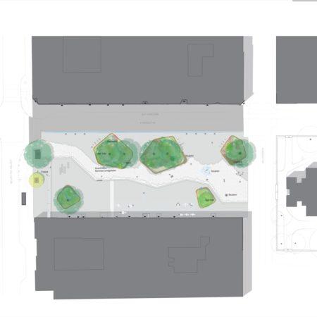 Brunnsparken illustrationplan
