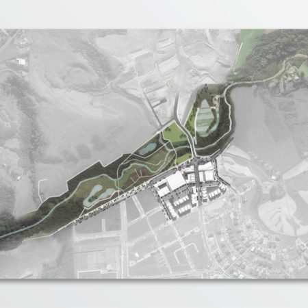 XX-Long Bay Bridge Elevation - Gallery Layout A3