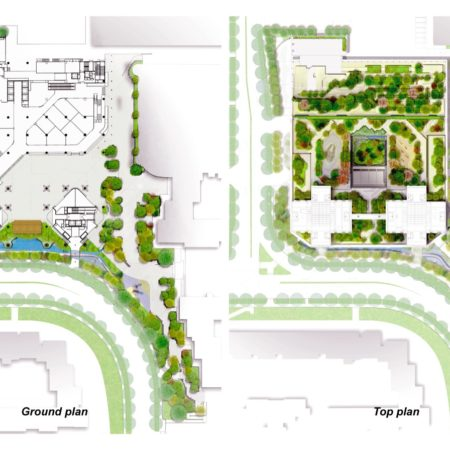 XX RSD_Kampung Admiralty_Landezine_site plan