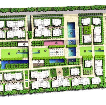 XX-Rohan Mithila - Site Plan