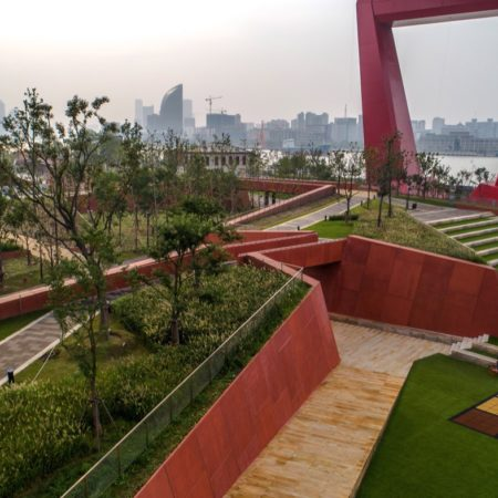 Yangpu Bridge Park DLC (1)