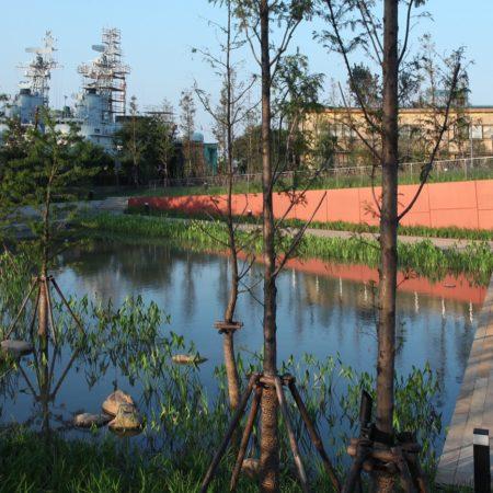 Yangpu Bridge Park DLC (13)