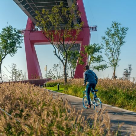 Yangpu Bridge Park DLC (2)