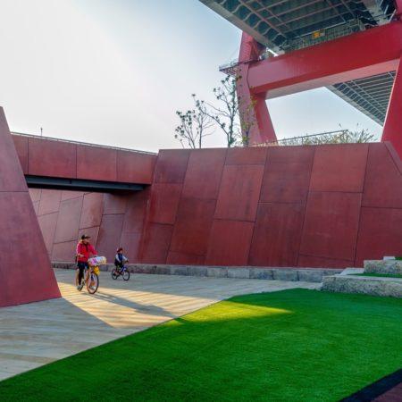 Yangpu Bridge Park DLC (6)