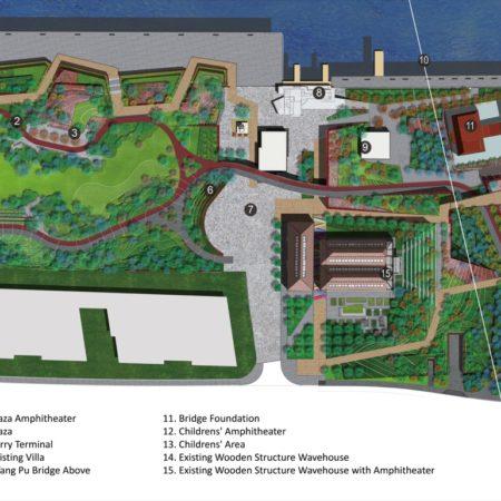 ZZ-Yangpu Bridge Park Plan DLC