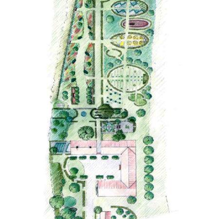 Kjeld-Slot-Garden-plan