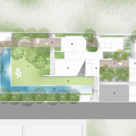 Project-2_Integrated-Courtyard_Site-Plan