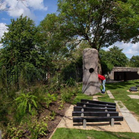 St Audoens Park - Dublin - Dermot Foley Landscape Architects (1)