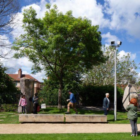 St Audoens Park - Dublin - Dermot Foley Landscape Architects (2)