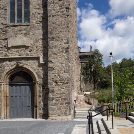 St Audoens Park - Dublin - Dermot Foley Landscape Architects (3)