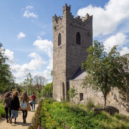St Audoens Park - Dublin - Dermot Foley Landscape Architects (5)
