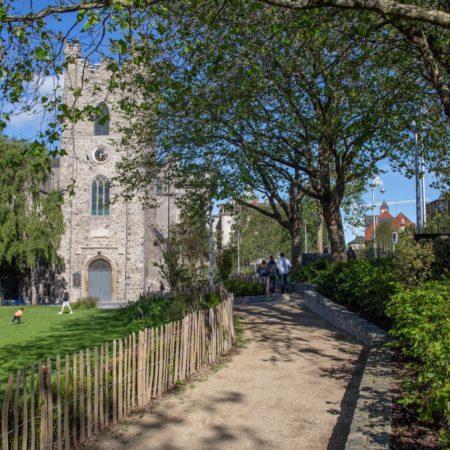 St Audoens Park - Dublin - Dermot Foley Landscape Architects (8)