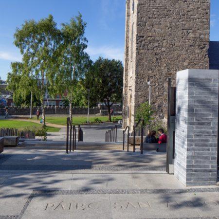 St Audoens Park - Dublin - Dermot Foley Landscape Architects (9)