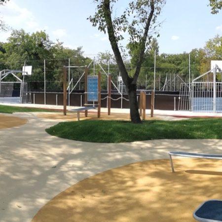 08_sport park_Ist phase