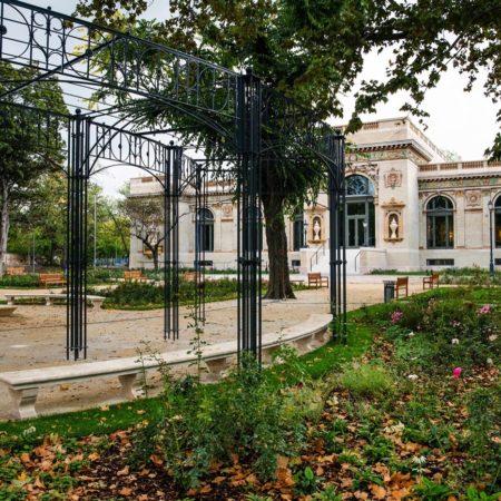 09_rose garden_House of the Hungarian Millennium