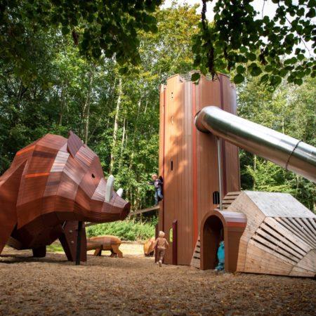 MONSTRUM Fantastic Playgrounds