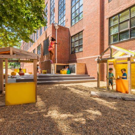 7. The Village & Outdoor Classroom