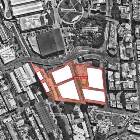 Darling Square_site plan-ASPECT Studios