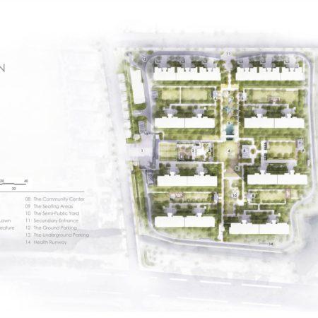 XX site plan