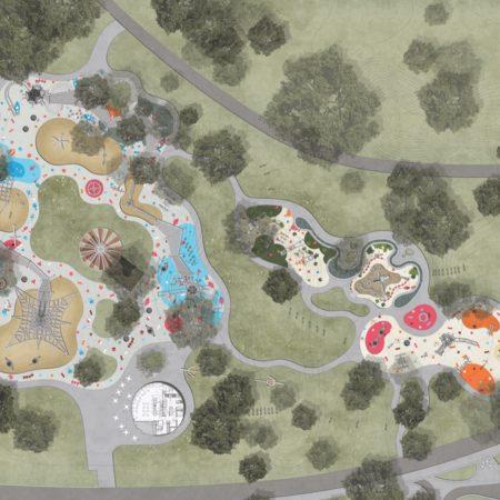 Z Playground_site_plan