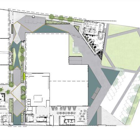 Z Spring St Lot_Simple Site Plan