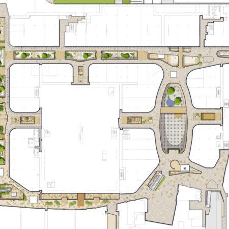 Z Westfield site plan