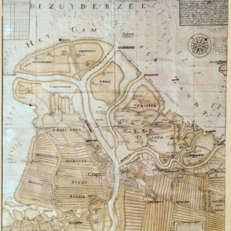 02_Historical map Campen