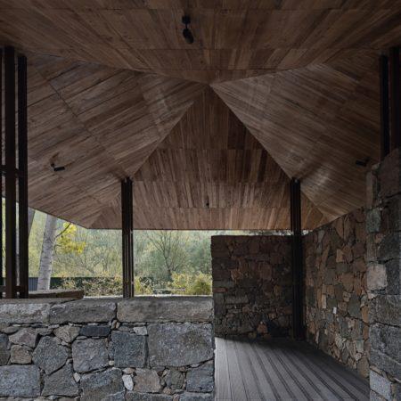 06 landscape pavilion interior view ©Xiaowen Jin