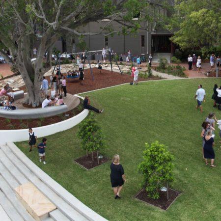 07 - PLC Sydney, Hamilton Building - NBRSARCHITECTURE