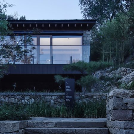 08 landscape design brings architecture into nature ©Xiaowen Jin