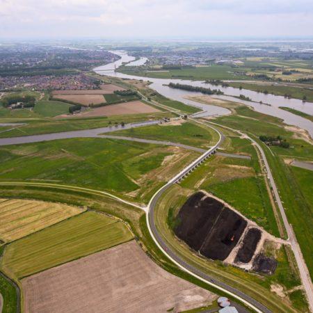 55_New IJssel Dike - photo Ruimte voor de Rivier IJsseldelta may 2019