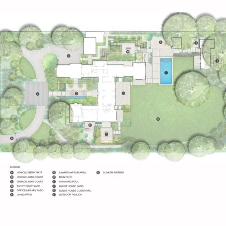 ZZ Atherton Woodlands Site Plan