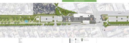 zz Plans_01_Caulfield to Dandenong_ASPECTStudios