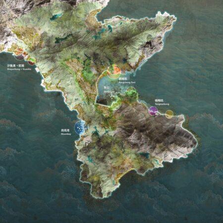 02_Felixx_ShenzhenEastCoast_Plan_Dapeng-peninsula