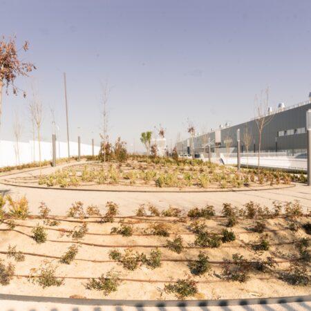 05_Landscape Emergency Hospital Madrid_Radiation_Image