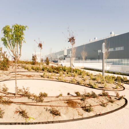 08_Landscape Emergency Hospital Madrid_Radiation_Image