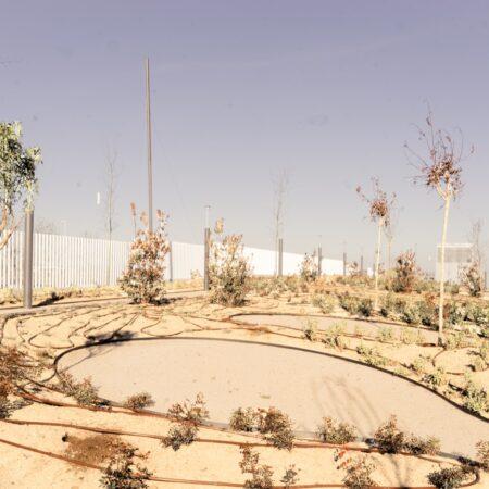 09_Landscape Emergency Hospital Madrid_Radiation_Image