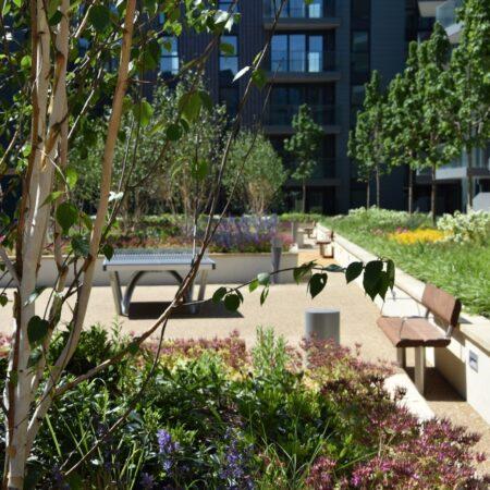 12. Greenwich Square Communal Play Gardens 1