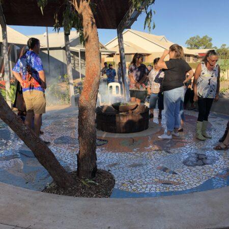 13 Yawuru Welcome and Smoking Ceremony - Nyamba Buru Yawuru