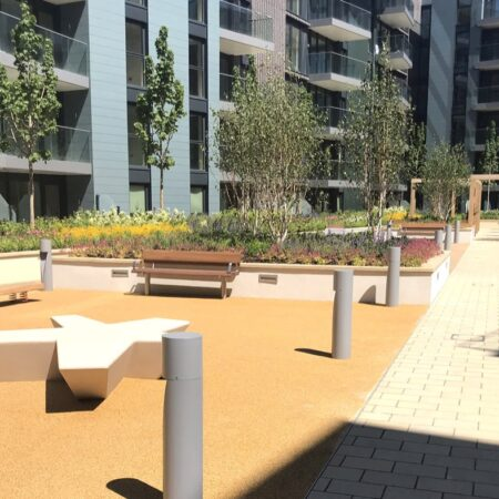 13. Greenwich Square Communal Play Gardens 2