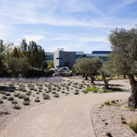 15 NEW GARDENS FOR THE FINANCIAL CITY OF BANCO SANTANDER