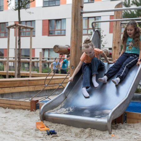 18. BRUSNIKA COURTYARD SUMMERCHILDREN PLAYGROUND