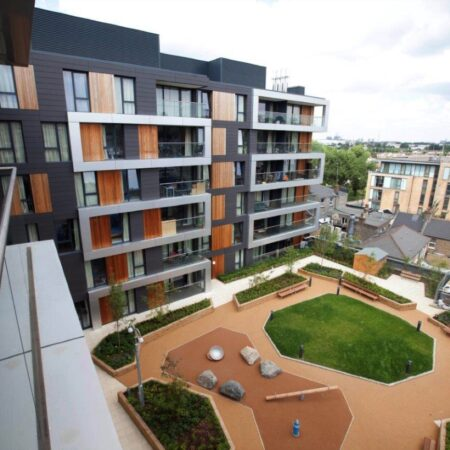 23. Greenwich Square Affordable Housing Communal Roof Garden 1