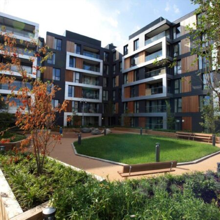 24. Greenwich Square Affordable Housing Communal Roof Garden 2