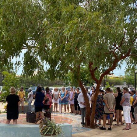 28 Yawuru Welcome and Smoking Ceremony - Nyamba Buru Yawuru